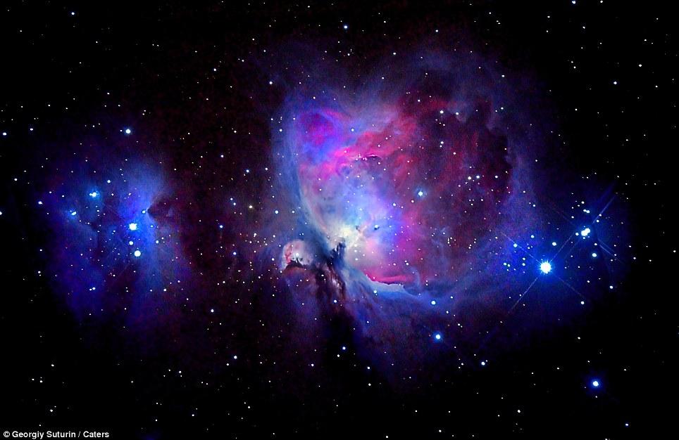 Nebula Astronomy Galaxy - Pics about space