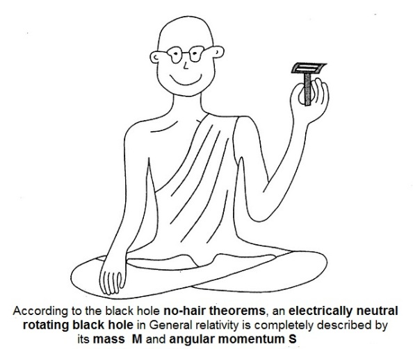 black holes have no hair - photo #18
