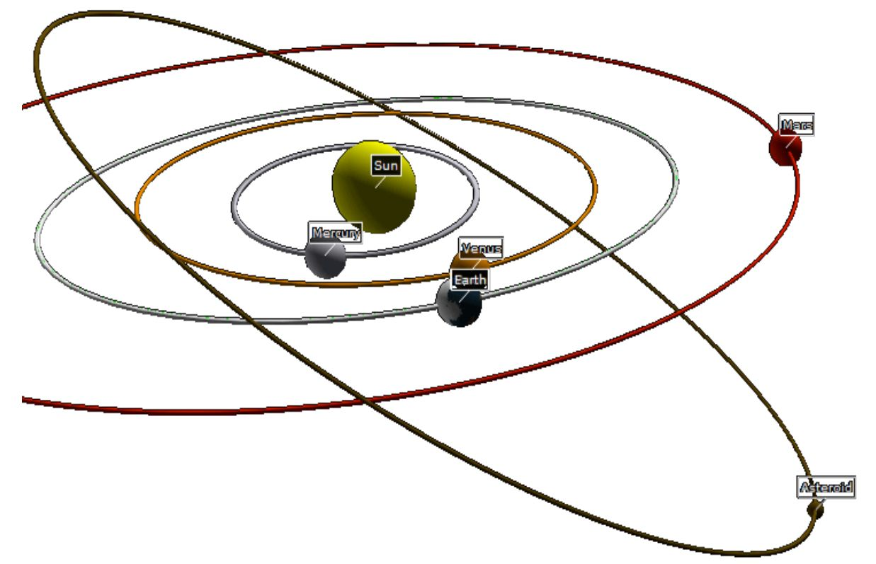 planets orbit to scale - photo #31