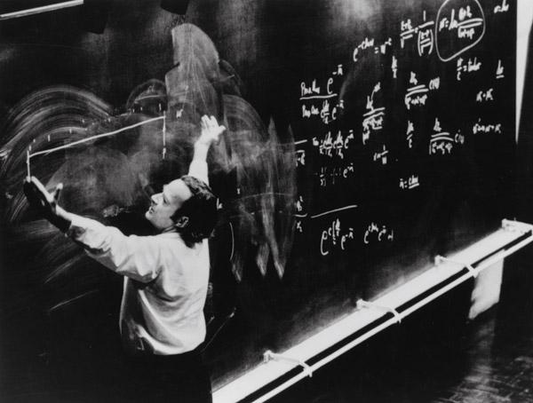 Richard Feynman  U2013 My Favourite Scientist