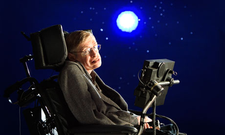 Stephen Hawking has confessed that women are a mystery to him. Photograph: Murdo Macleod