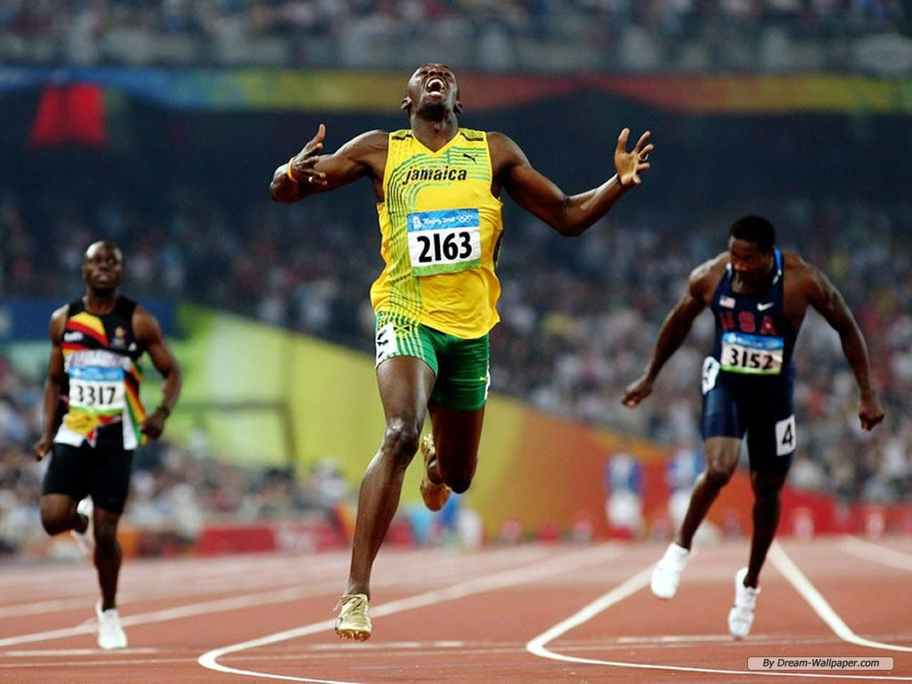Maths And Olympics How Fast Could Usain Bolt Run