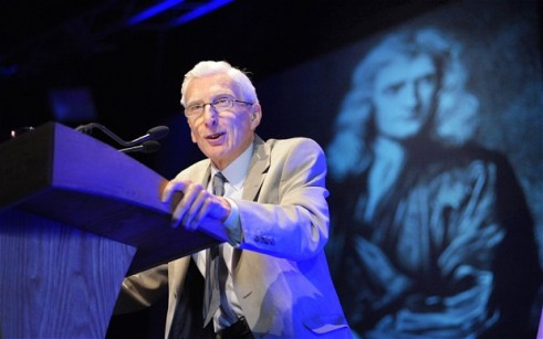 The Queen's astronomer Martin Rees Photo: Jay Williams