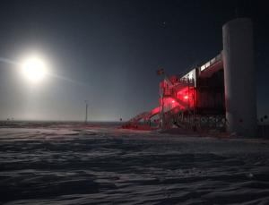 Space neutrinos found in Antarctica (Image: Sven Lidstrom/NSF)
