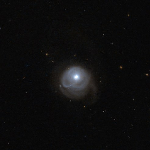 Credit: ESA/Hubble & NASA. Acknowledgement: Luca Limatola