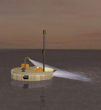 Titan Mare Explorer. Image credit: NASA/JPL