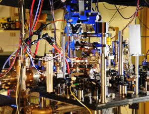 Tick, tock, it's an atomic clock (Image: NIST)