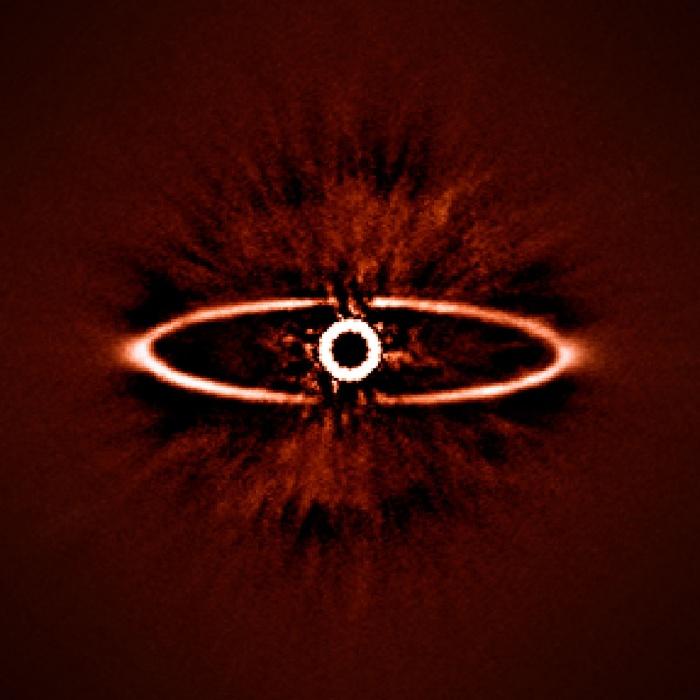(Image: ESO/J.-L. Beuzit et al./SPHERE Consortium)
