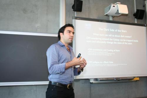Associate professor Chris Kouvaris from the University of Southern Denmark. Credit: University of Southern Denmark